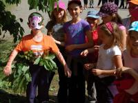 Cesta kolem světa - Letní tábor Kazimírka