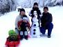Zimní minitábor pro rodiče s dětmi