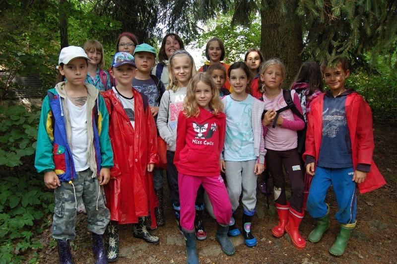 Letní tábory Kazimírka