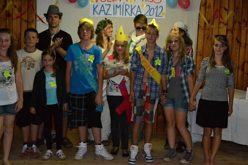 Miss a Missák Kazimírka 2012