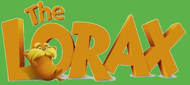 Celotáborová hra Lorax