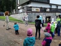 Rodinná dovolená s programem Kazimírka