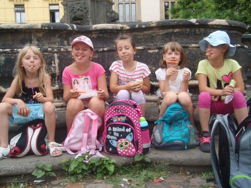 Letni primestsky tabor
